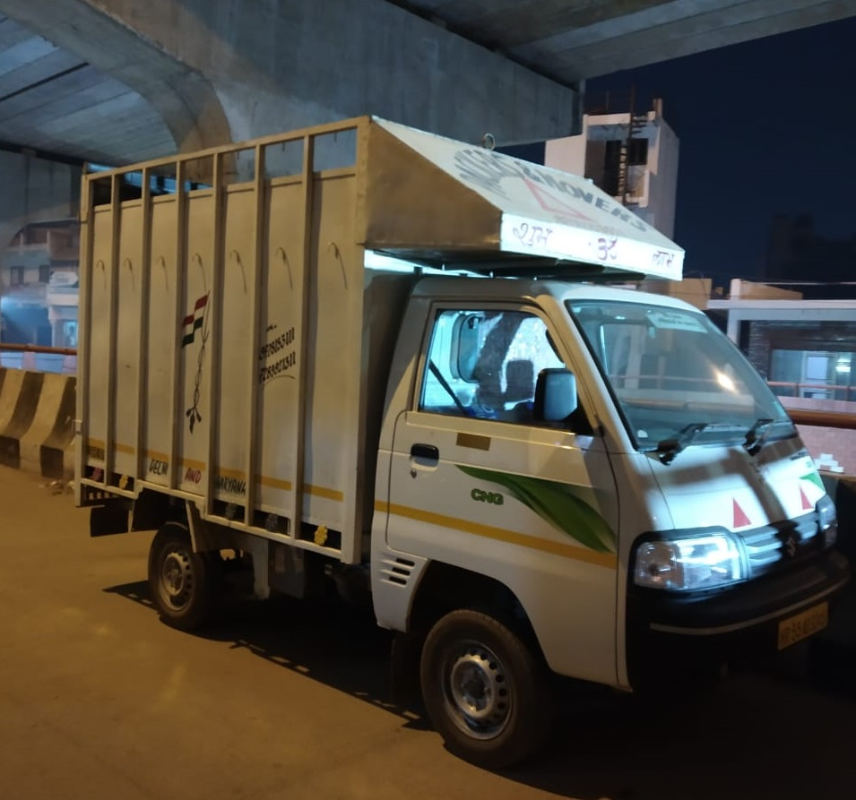 Packers and movers in Azadpur