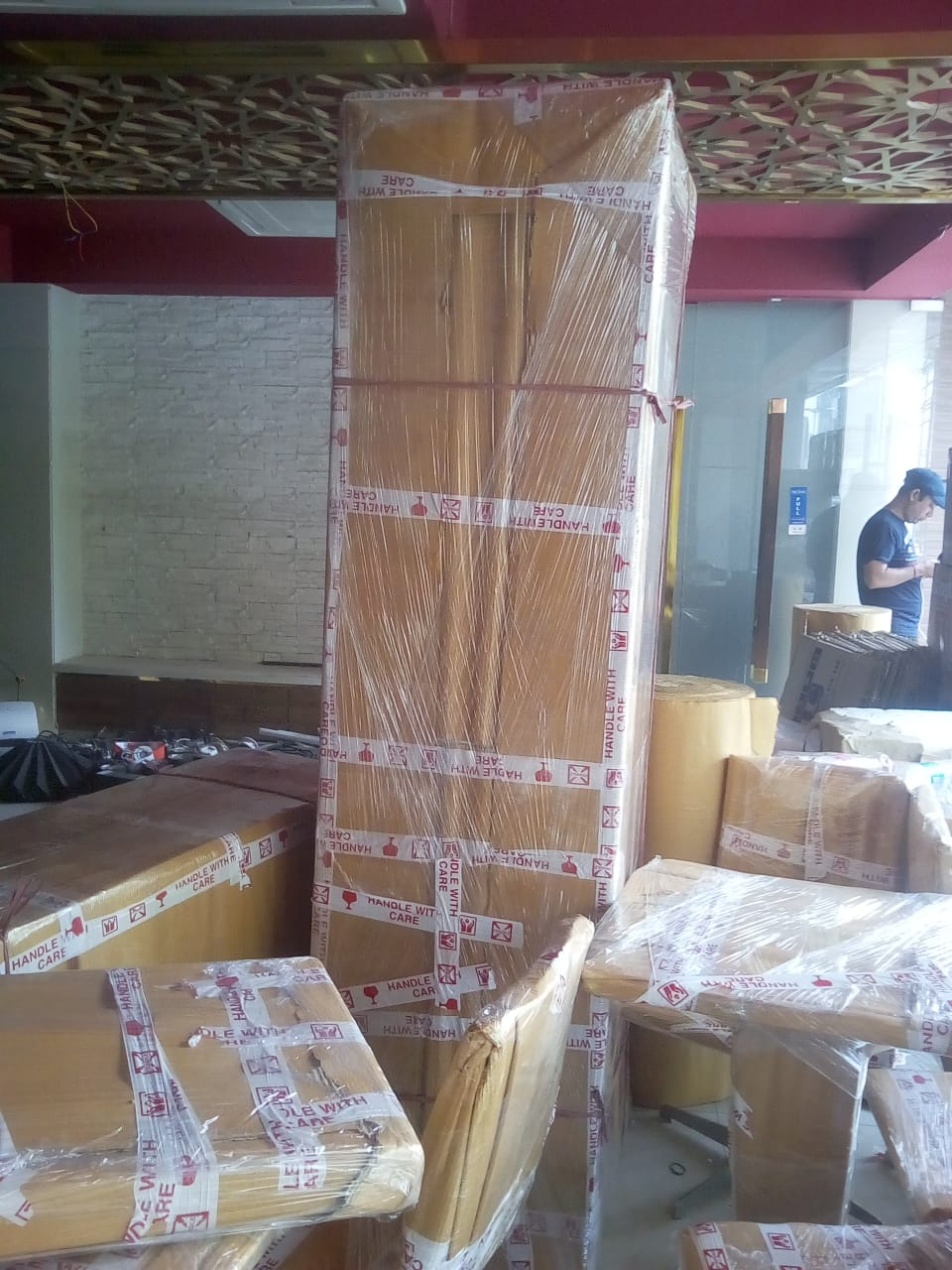 Packers and movers in Moti Nagar
